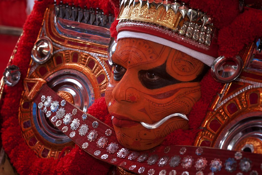 8 AIA 2014 - Nominee - Theyyam Portrait